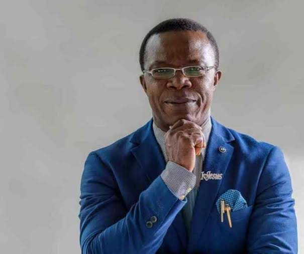 Cosmas Maduka is the founder of Cocharis Group