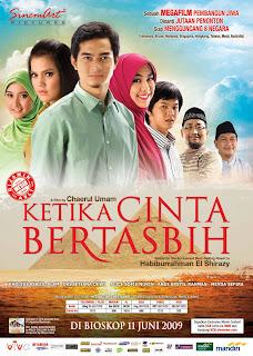 seorang mahasiswa Indonesia yang sedang menuntut ilmu di Al Download Film Ketika Cinta Bertasbih (2009) DVDRip