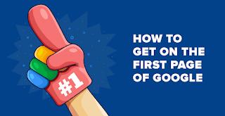 Blog पोस्ट को Google के 1st Page पर Rank कैसे करें ?