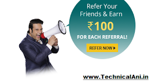 Refer and Earn 100 rs Refer & Earn ₹100 Refer & Earn – How To Get Rs.100 Per Refer