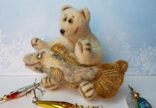 белый_медведь_из_шерсти