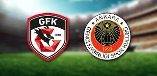 Gazişehir FK - Gençlerbirliği