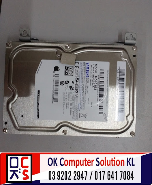 [SOLVED] TUKAR HARD DISK APPLE IMAC 21 | REPAIR DESKTOP AMPANG 5