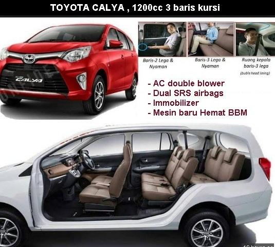Toyota Kudus Promo Dp Ringan Harga Mobil Calya Avanza
