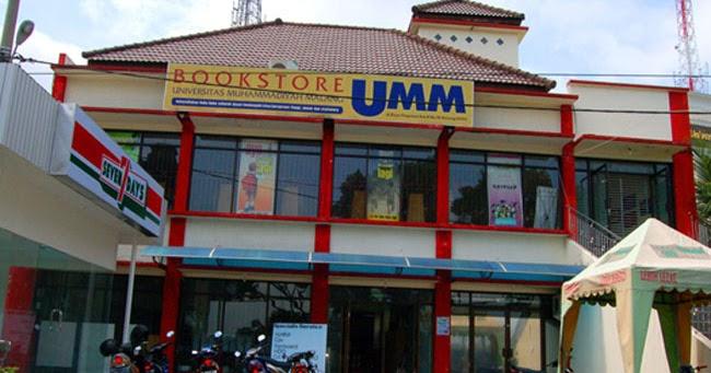Hasil gambar untuk bookstore umm