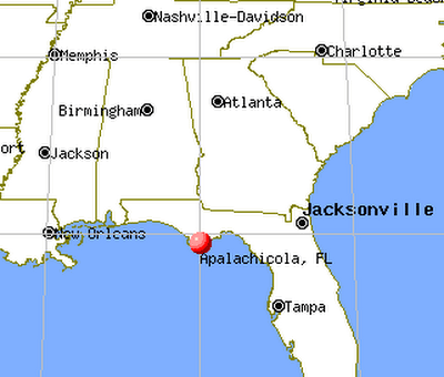 PENSACOLA, APALACHICOLA AND WAKULLA- THE 'KULAs' OF FLORIDA
