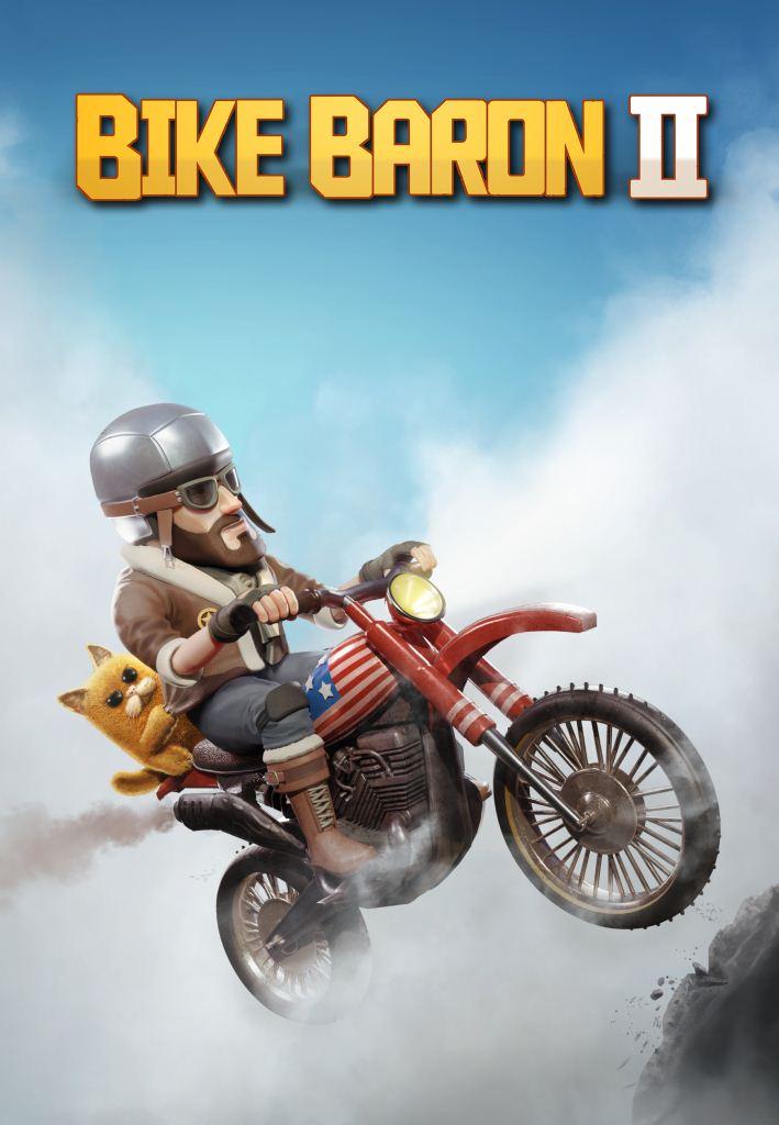 Game Bike Baron II