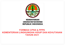 Lowongan Kerja CPNS Kementerian Lingkungan Hidup dan Kehutanan Republik Indonesia Tahun 2021