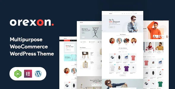 Best Multipurpose WooCommerce WordPress Theme