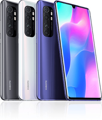 Xiaomi Mi Note 10 Lite Priced At RM1,599 For Malaysians Colour Choice