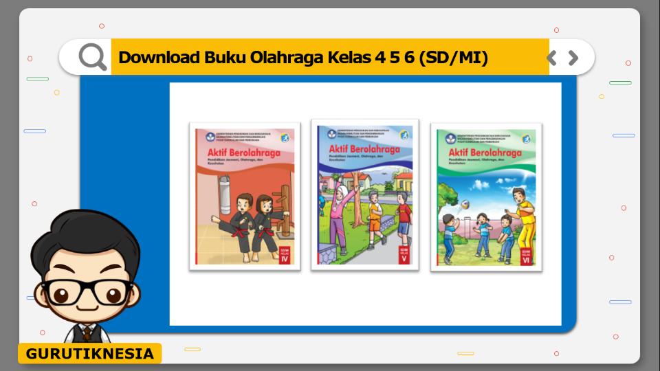 download gratis buku pdf olahraga untuk sd/mi