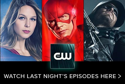 Stream your favorite CW shows!