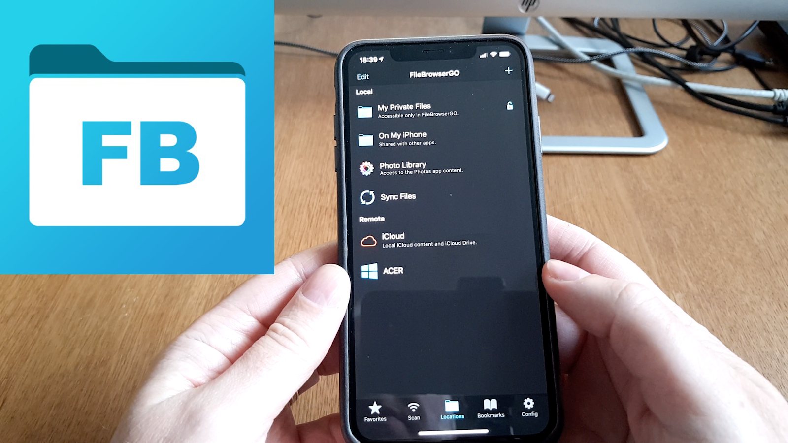 App Tip: FileBrowserGO for iOS - a file manger that can do