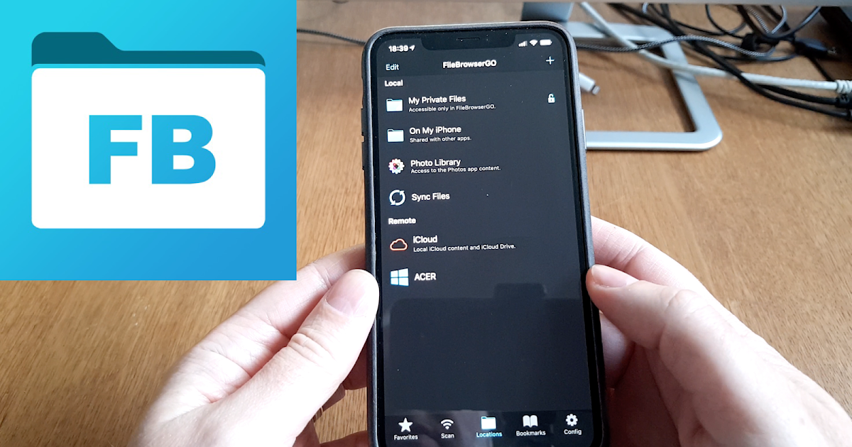 App Tip: FileBrowserGO for iOS - a file manger that can do anything you want