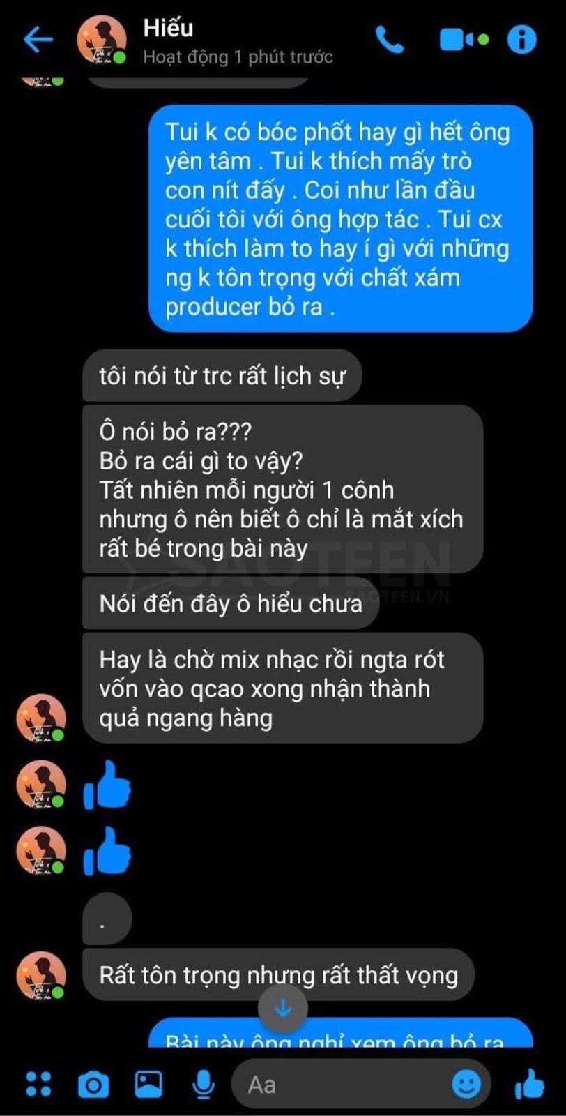 NÓNG: Giọng ca 'Tình Sầu Thiên Thu Muôn Lối' bị đồng nghiệp tố ăn chặn doanh thu làm nhạc, hưởng lợi một mình trong sản phẩm mới