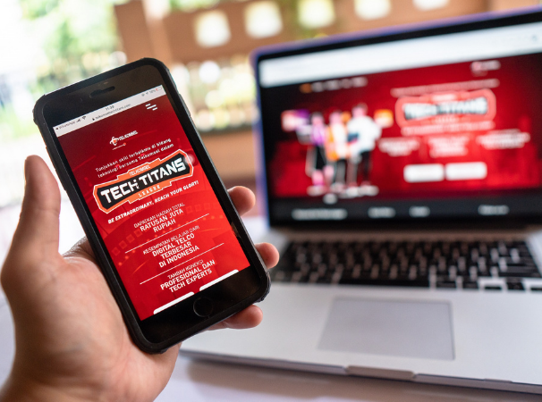Telkomsel Tech Titans League Bangun Ekosistem Digital yang Inklusif dan Berkelanjutan di Indonesia