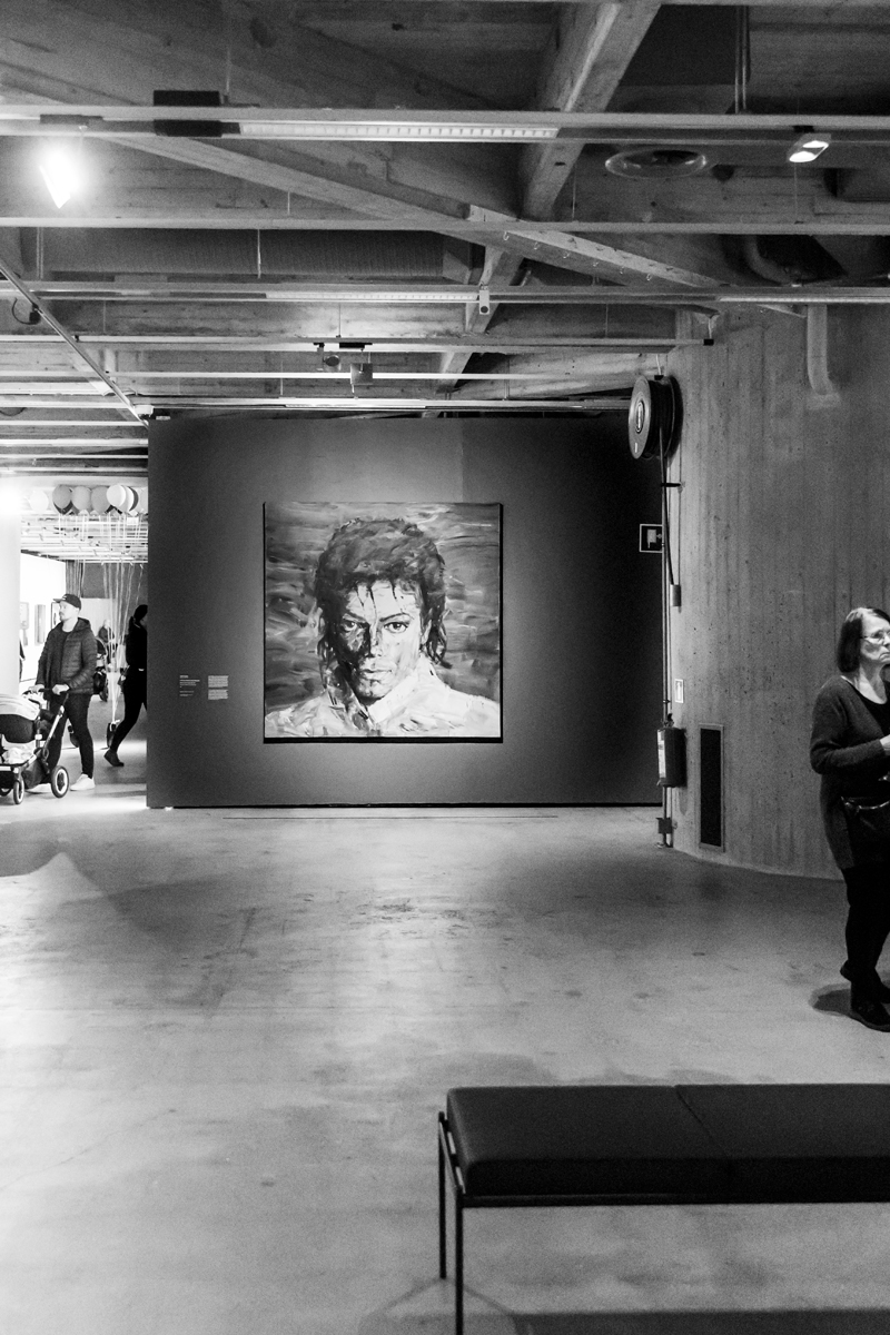 Näyttelykeskus weegee, museo, taidemuseo, Espoo, Visitespoo, Emma, näyttely, Michael Jackson, On the wall, Off the wall, Visit Finland, artmuseum, art, museum, valokuvaaja, Frida Steiner, Photographer, Visualaddict,