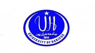www.uoh.edu.pk - UOH University of Haripur Jobs 2021 in Pakistan
