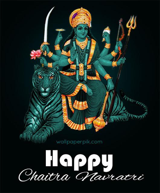 happy chaitr navratri photo dikhao