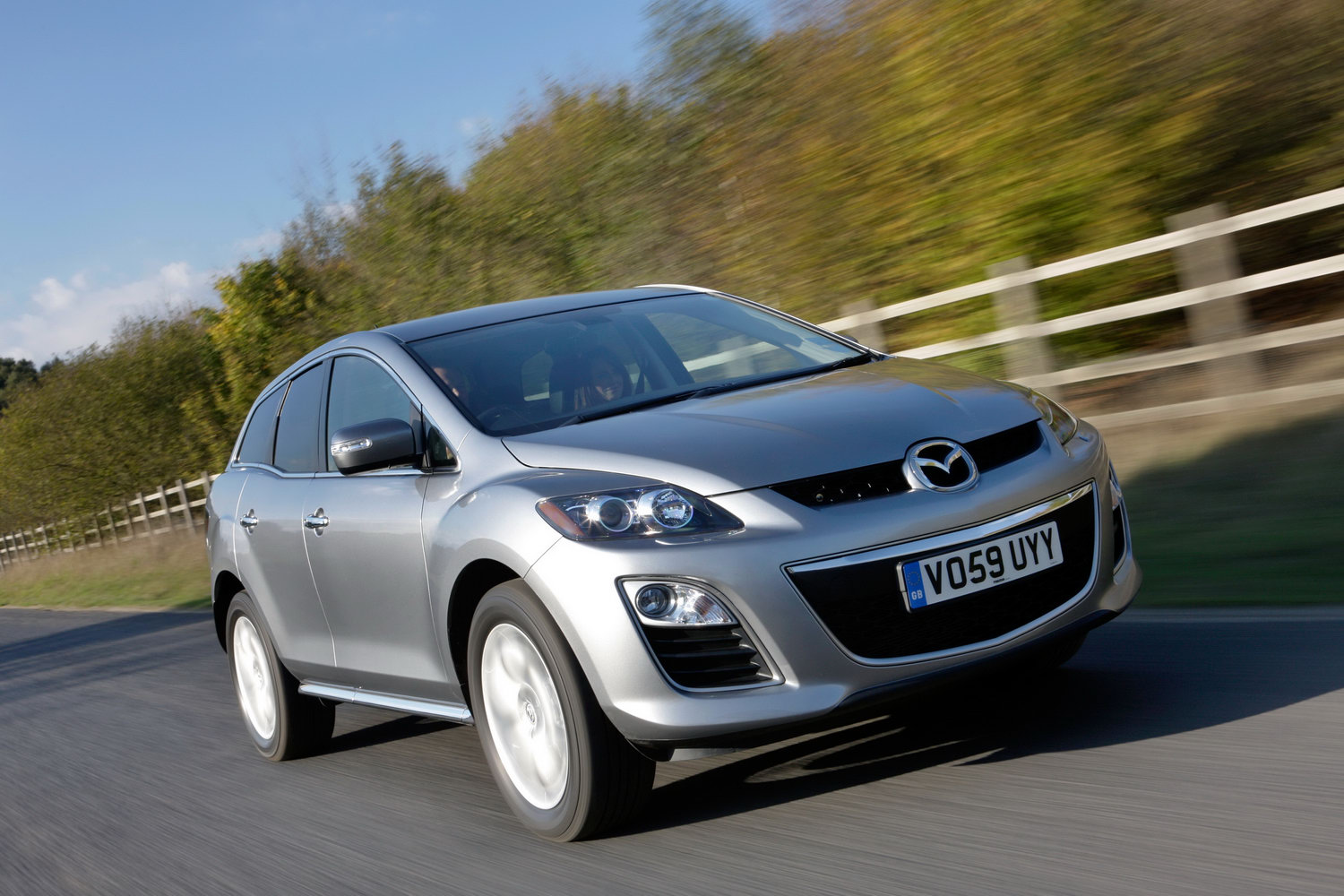 Mazda Cx7 New Car Price Specification Review Images
