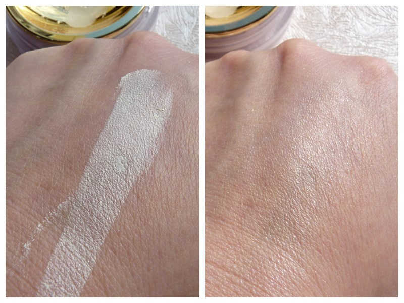 Hourglass Veil Translucent Setting Powder swatch swatches