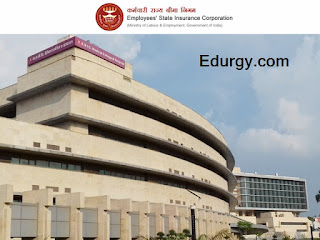 ESIC - Employees' State Insurance Corporation of Ahmedabad Recruitment for Various Posts 2021