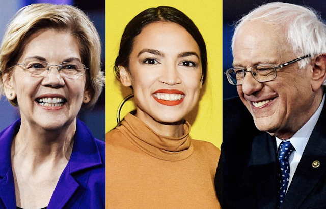 Just How Much Will AOC's Endorsement Be Worth? It depends on whether Bernie Sanders or Elizabeth Warren gets it.
