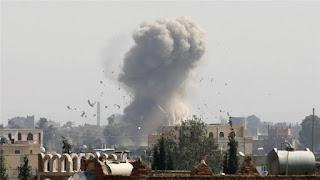 सऊदी अरब ने यमन पर किया हमला, 31 की मौत