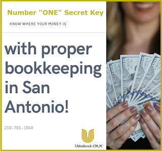 bookkeeping San Antonio