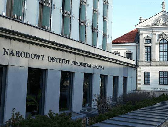 ワルシャワのフリデリク・ショパン研究所