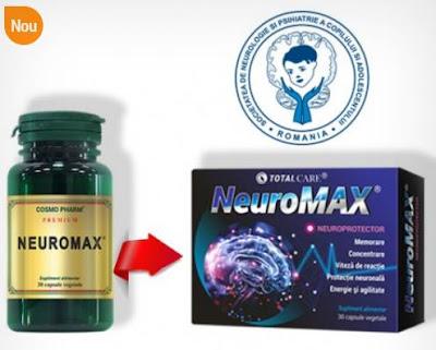 NeuroMAX Cosmophram pareri prospect preturi in farmacii
