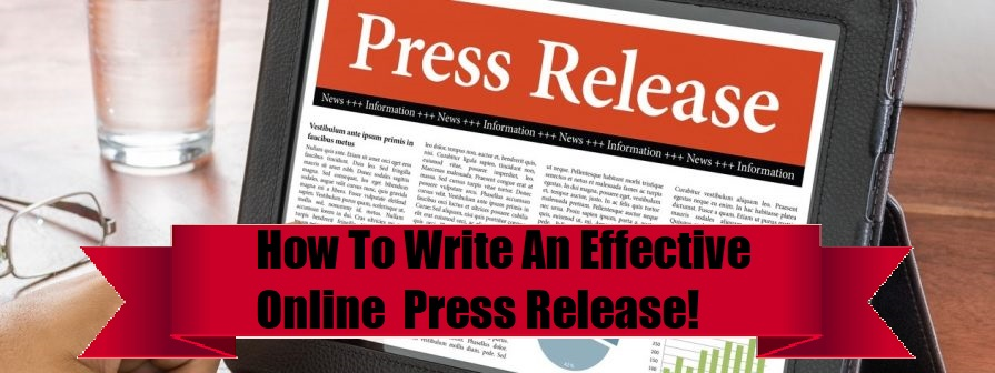 press release writing tips