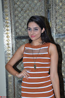 Actress Nikhita in Spicy Small Sleeveless Dress ~  Exclusive 042.JPG