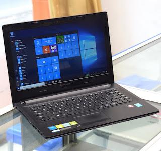 Jual Laptop Design Lenovo G40-70 Core i3 Double VGA