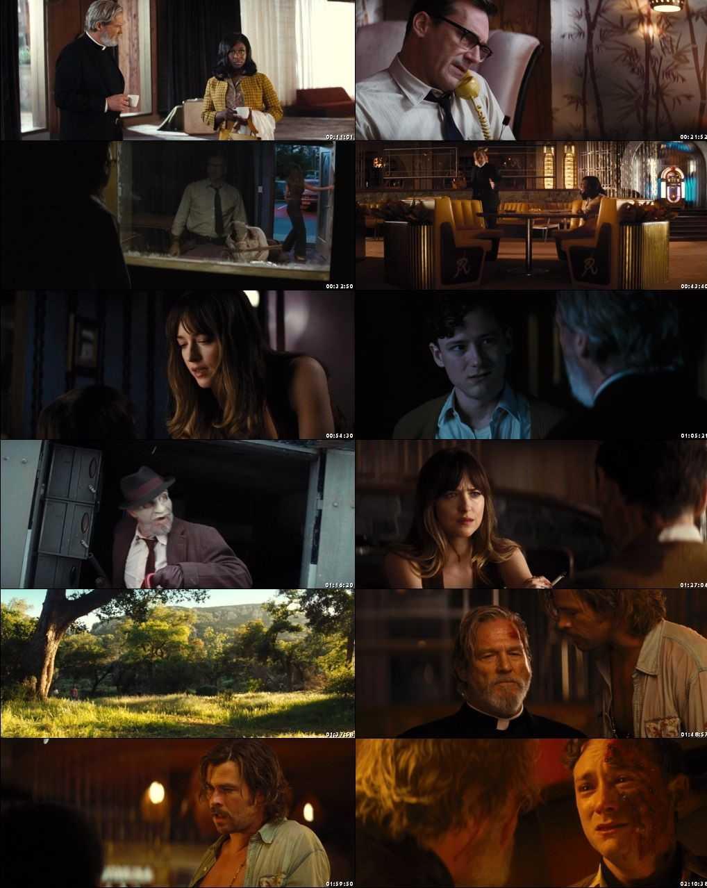 Bad Times At The El Royale 2018 Screenshot 1080p