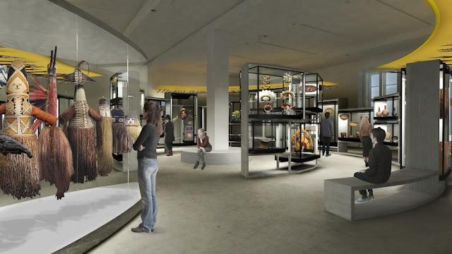 Humboldt Forum Berlim - Museu Etnológico e Museu de Arte Asiática