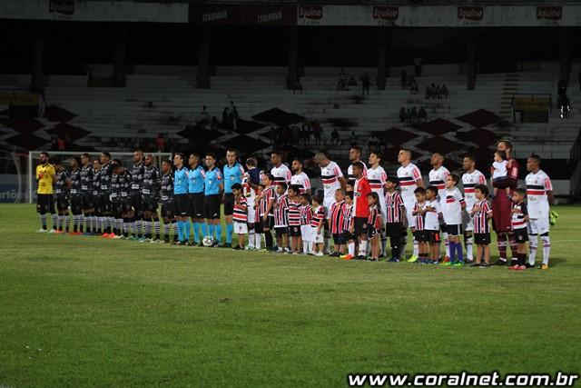 Santa Cruz inicia temporada enfrentando o Botafogo PB 3577984177622