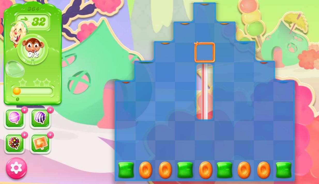 Candy Crush Jelly Saga 364