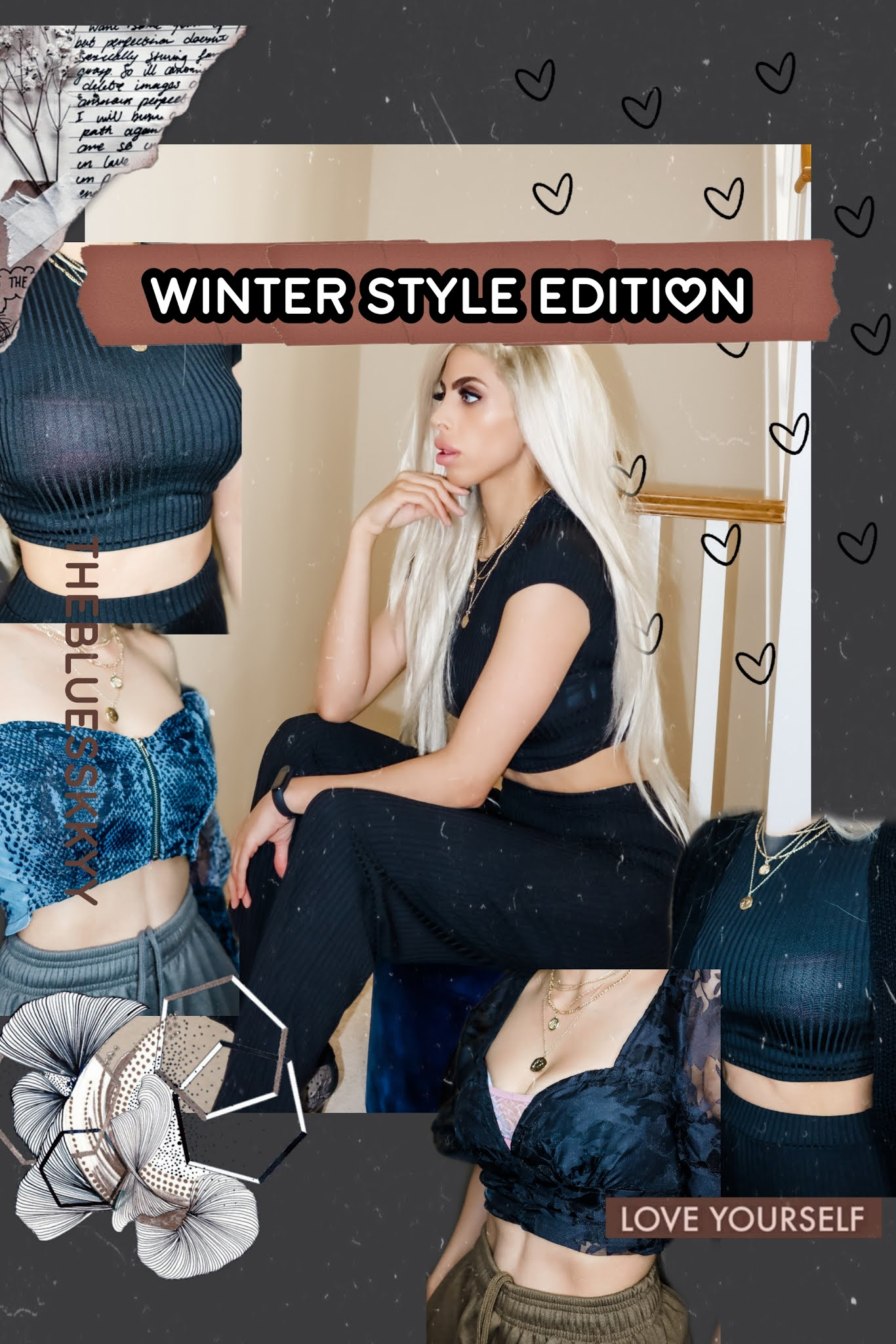 Femme Luxe Winter style edition for the ultimate glam guru