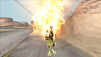 GTA San Andreas Heat Blast MOD Free Download