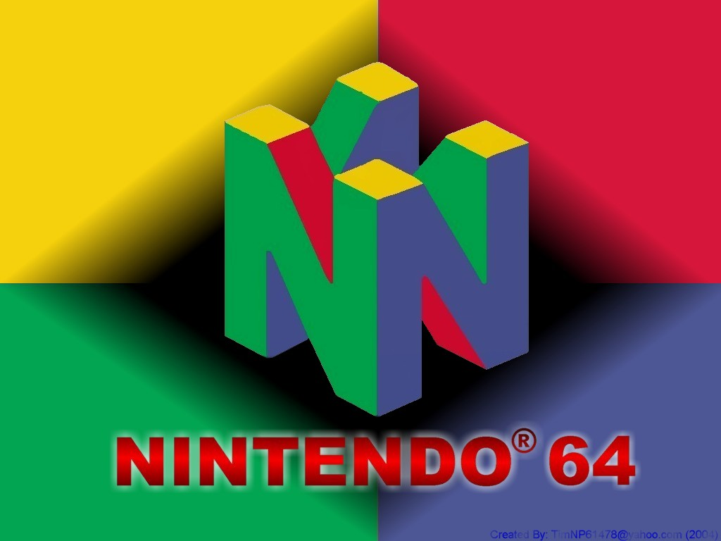 Mr. Movie: My Favorite Nintendo 64 games