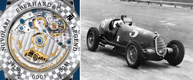"Eberhard Nuvolari Legend ""The Brown Helmet"""