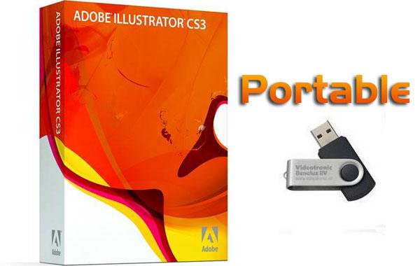 Adobe Illustrator CS3 portable Full Working - Download Software Free