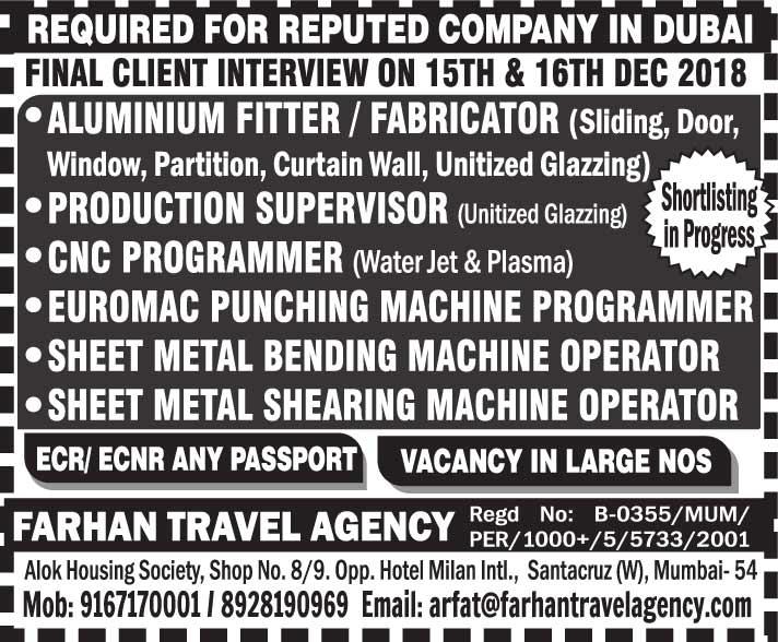 Job Vacancy In Travel Agency Mumbai | Myvacationplan org