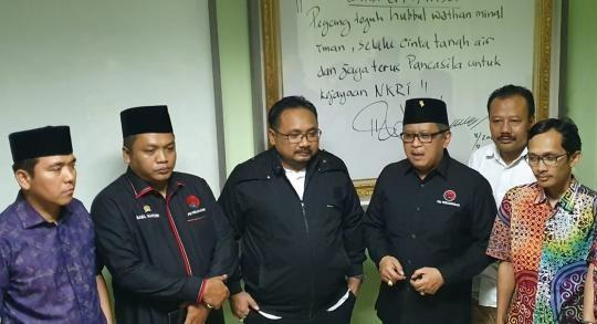 Rocky Gerung Sebut 'Mafluf Amin', GP Ansor Siapkan Tim Hukum
