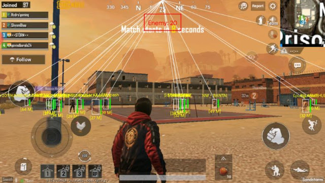 PUBG ESP HACK Get PUBG Mobile ERA 1.0 New Update ESP Hack With Less Recoil and AIM BOT