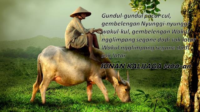 Lirik tembang lagu Gundul-gundul Pacul