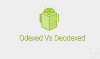 Odex dan deodex adalah