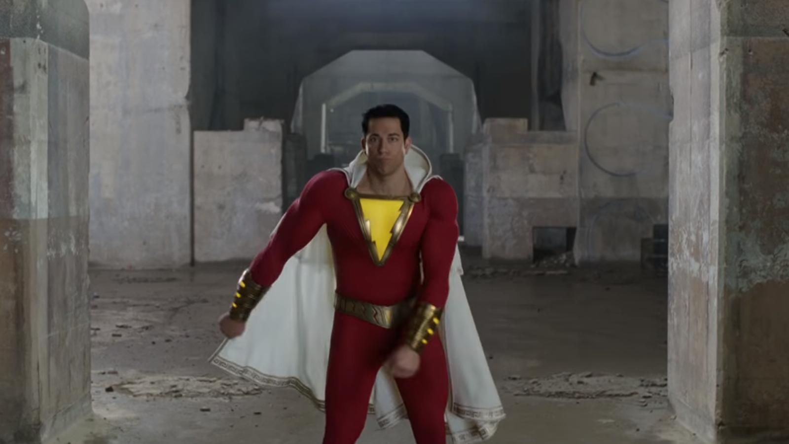 """""""Shazam!"""" chega aos cinemas em abril de 2019."""