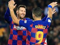 Real Proof of Barcelona's Dependence on Duo Messi-Suarez